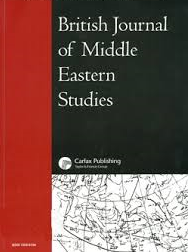 Israel, the Arab Spring, and the unfolding regional order in the Middle East: a strategic assessment